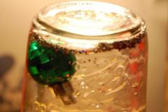Water Globe Detail