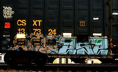 ? - ese (mightyquinninwky) Tags: railroad train geotagged graffiti moving sticker streak tag graf tracks indiana railway tags tagged southernindiana railcar rails spraypaint boxcar graff fuego graphiti streaks freight stamped ese gravel inmotion buffed csx trainart rollingstock paintedtrain pone railart spraypaintart monikers csxt moniker movingart knd mewt taggedtrain paintedsteel boxcarart easeup platec evansvilleindiana wafflecar taggedboxcar paintedboxcar movingfreight paintedrailcar taggedrailcar handlecarwithcare geo:lat=37966941 geo:lon=87607525