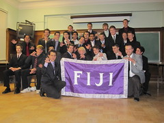 Fall Pledge Class 2009 Initiation 3 (fijiuwo) Tags: fiji phi gamma omega delta lamba colony uwo 20092010 highschoolstereotypes
