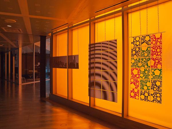 Art Panels in IITs Campus Center