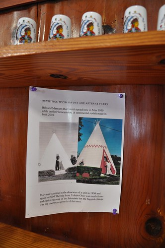 Revisiting the Wigwam after 54 Years