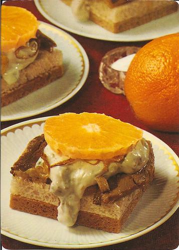 Monaco sandwiches
