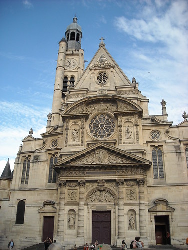 Burial church of Pascal