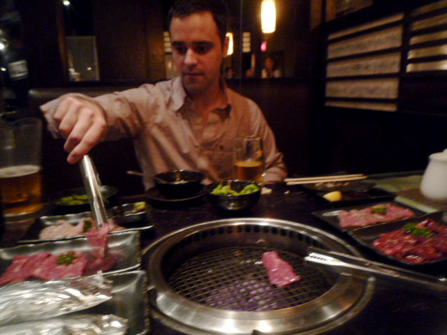 Jose at Gyu-kaku