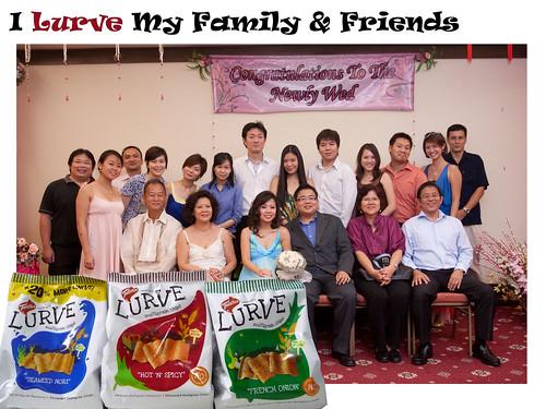 family n friends