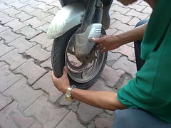 On repair
