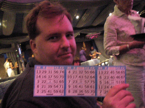 Ready for Bingo (Carnival Splendor)