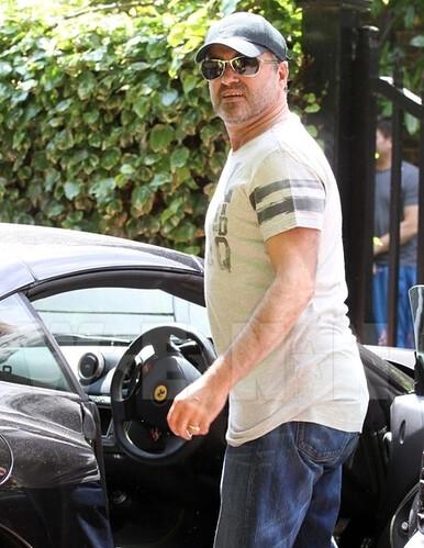 George Michael Ferrari 599