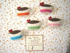 Im Amo Caf (Frumigaria - Arte em Tecido) Tags: caf handmade feitomo artesanal craft felt feltro painel geladeira filz im xcaradecaf feutrine fieltro