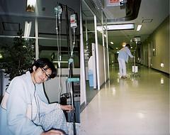 何度でも生きる 何度でもよみがえる (atem_y_zeit) Tags: japan hospital friend live yamanashi kofu 小林昭洋 atemzeit atemyzeit