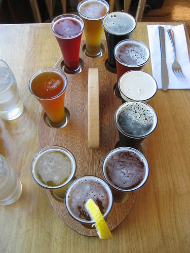 6 Rivers Brewery, McKinleyville, CA