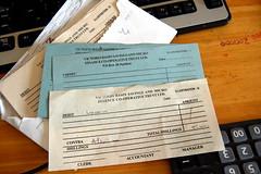micro finance deposit slips