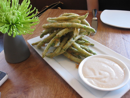 Coco500 in San Francisco - Fried Green Beans