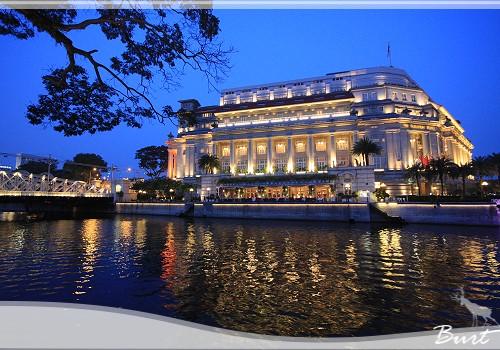 新加坡 Fullerton 飯店