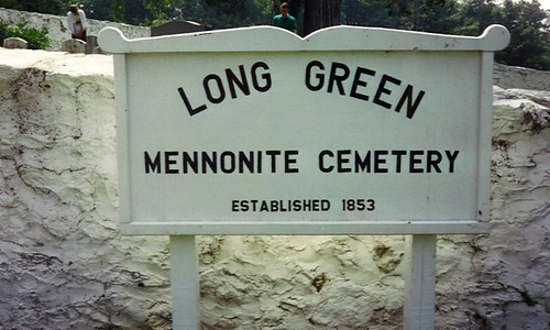 Long Green Mennonite Cemetary