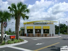 McDonald's Gainesville 3418 South West Williston Road (USA)