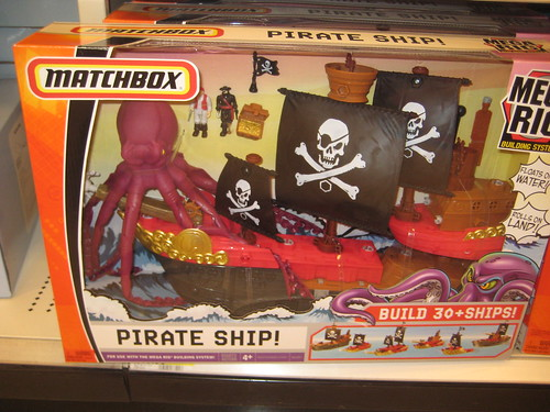 Mega Rig Pirate Ship!