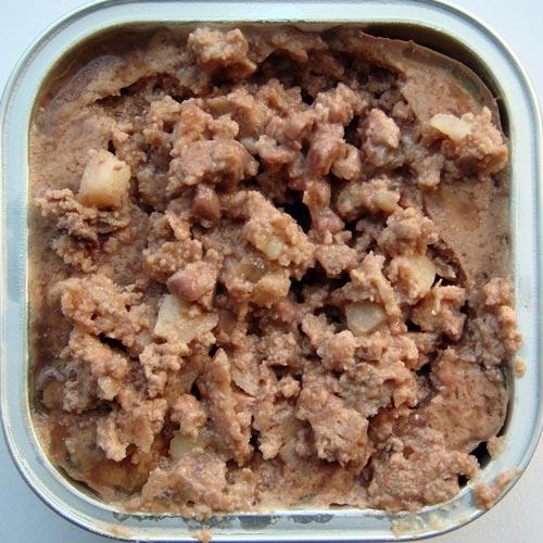 ファインステンメニュー・牛肉とポテト