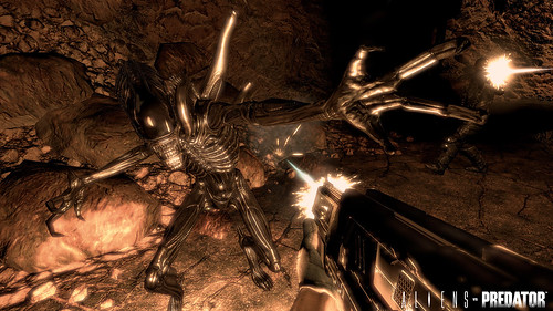 Aliens vs. Predator - GamesCom Screens