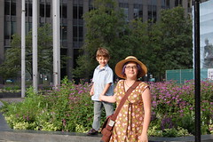 on our way to church (belphoebe) Tags: montreal anticipation 2009 worldcon