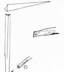 Σουμέριοι - Εργαλεία Σφηνοειδούς γραφής