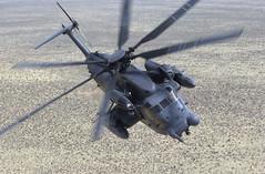 [フリー画像] [航空機/飛行機] [軍用ヘリ] [ヘリコプター] [MH-53 ペイブロウ] [MH-53J Pave Low]      [フリー素材]