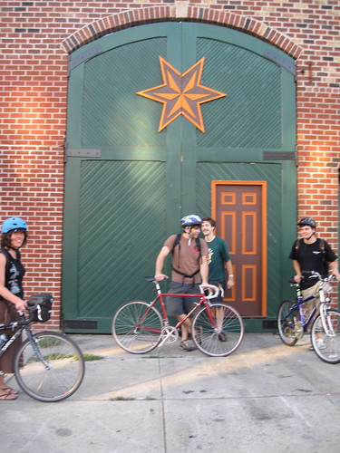 Our first trip to Sixpoint in August 2009