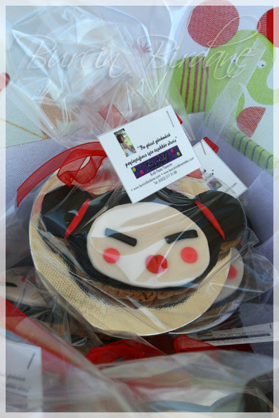 Pucca Cookie