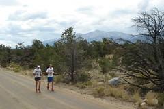 Rock/Creek Race Team Members Matt Sims & Sheridan Ames