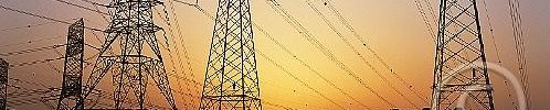 Rede elétrica.