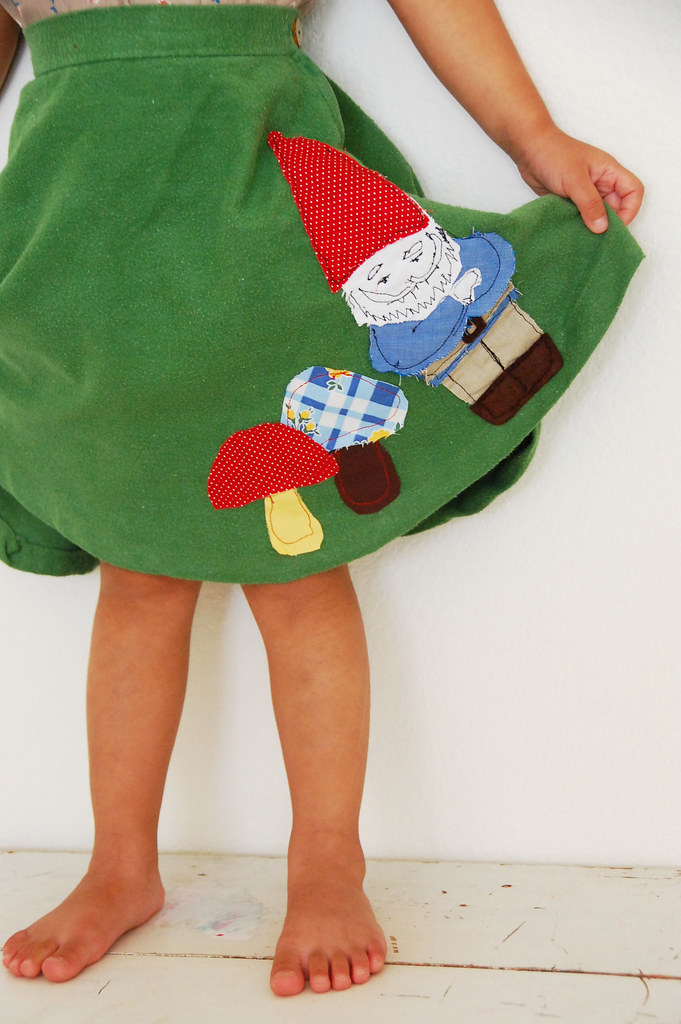 she loves mr. gnome