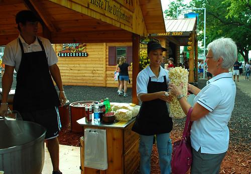 nancy kettle corn