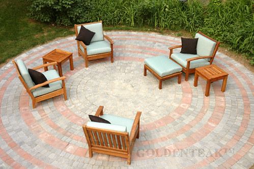 Teak Deep Seating Furniture