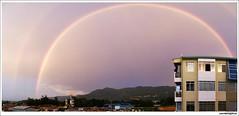 Panorama Pelangi - Lawa Mandau Peak, Telipok, Menggatal, Kota Kinabalu (sam4605) Tags: panorama landscape rainbow samsung malaysia kotakinabalu sabah kota kinabalu pelangi s760 sabahborneo menggatal telipok samsungs760 lawamandau
