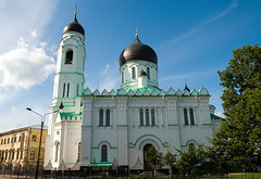 Archangel Michael's Church in Oranienbaum (Osdu) Tags: church village russia live an russie rusland rusia lomonosov yn ruis russland roosh  ruska oranienbaum rusio rusko rusija      arusia rrusia  rusk rsia ngls