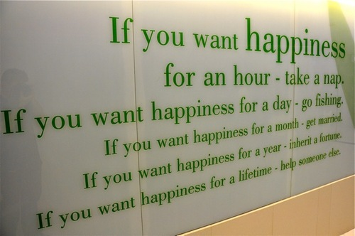 quotes about being happy with life. quot;The habit of eing happy