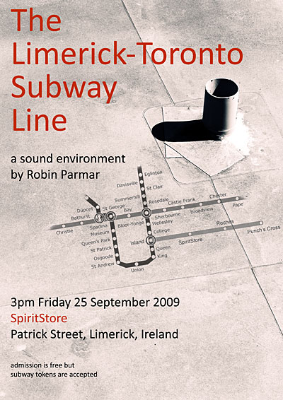 Limerick-Toronto Subway