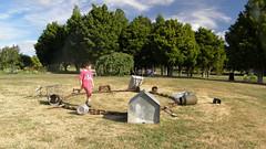 2008-01-27-Stoneleigh-2007-15-09-Giant Charm Bracelet (russellstreet) Tags: newzealand sculpture auckland nzl manukau aucklandbotanicalgardens sculpturesinthegarden2007 stoneleighsculpturesinthegarden2007 fionagarlick giantcharmbracelet
