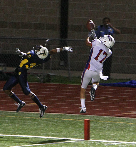 football ballet. allet de football. or dance of the pigskin.! :-). from last night#39;s Stony Point (Round Rock, TX) vs. Leander (TX) football game at Dragon (Tiger)