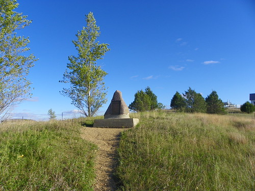 Site of the Ingalls Homestead