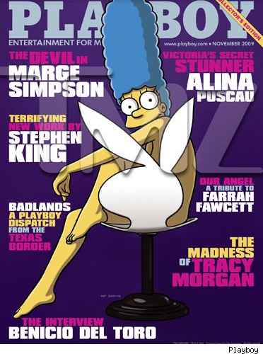 Marge-Simpson-Playboy-Cover-Photo