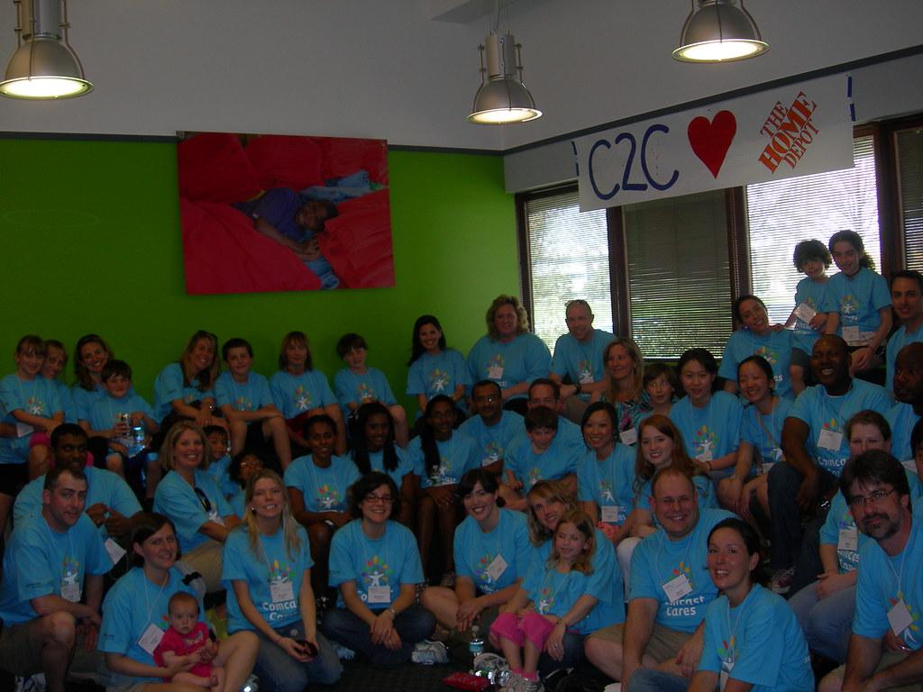 Comcast Cares Day 2009