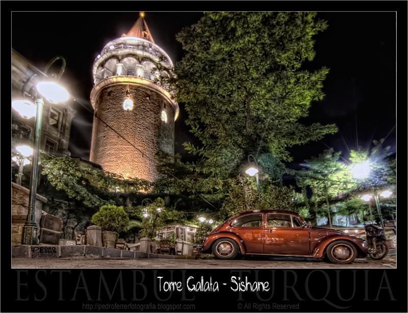 Torre Gálata - Estambul