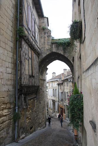 Saint Emilion Steep Streets