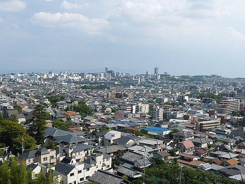 大阪市全景