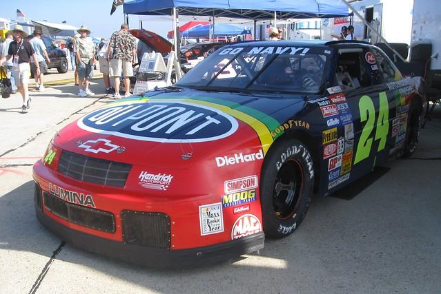 chevrolet race racing 1993 dupont lumina stockcar