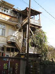 Georgia, Tbilisi-Old Town