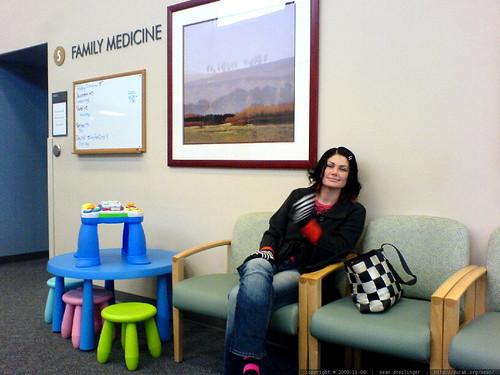 family medicine waiting area - DSC03187