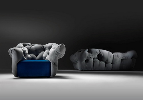 Nubola Sofa by Meritalia