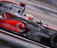 Lewis Hamilton-081377 (Tim Yorath) Tags: boss by speed mercedes 1 hamilton lewis f1 mclaren formula vodafone dtm formula1 2009 santander v8 brawn powered brooklands aigo
